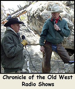 Chronicle of the Old West Radio Shows
